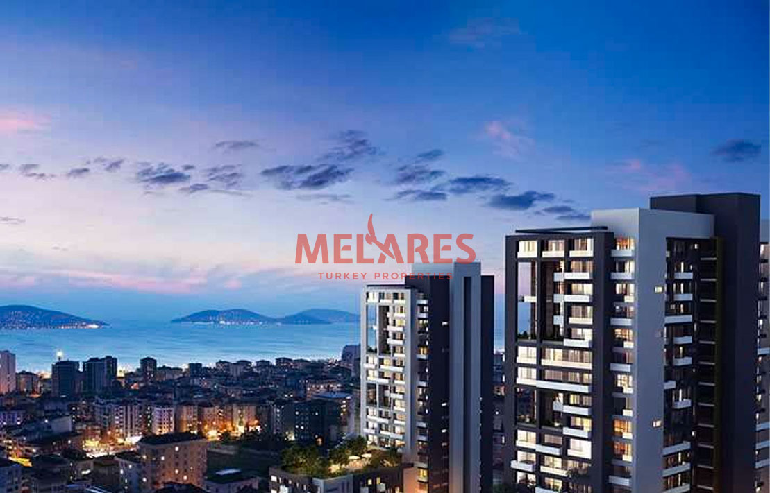 Apartment for Sale in the Anatolian Side of Istanbul