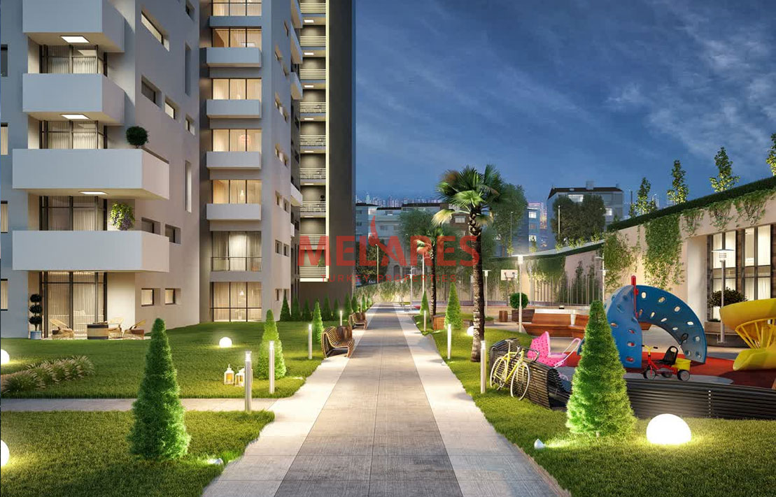 Property for Sale with Amazing Sea View in Kartal Istanbul