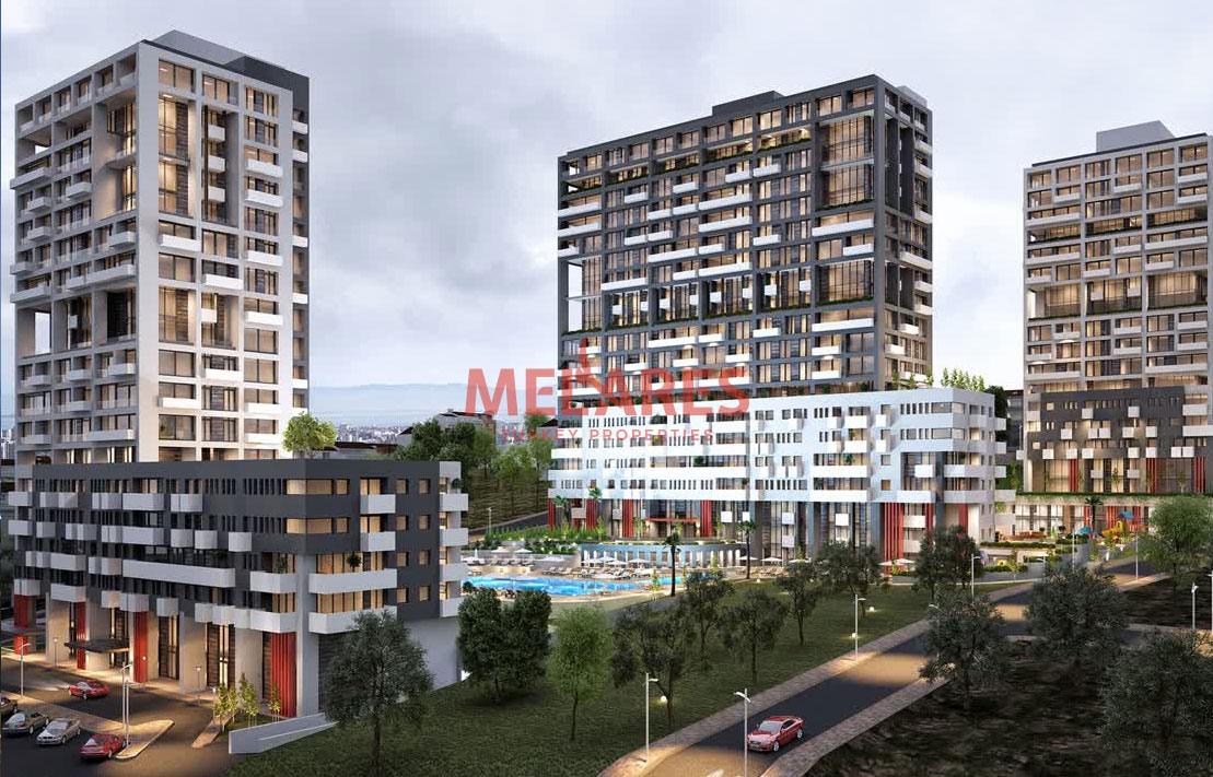 Luxury Apartments in Istanbul with Immediate Title Deed Delivery