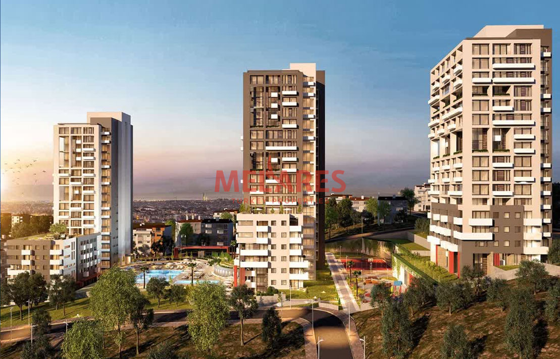 Houses for Sale in Istanbul Suitable for Turkish Citizenship