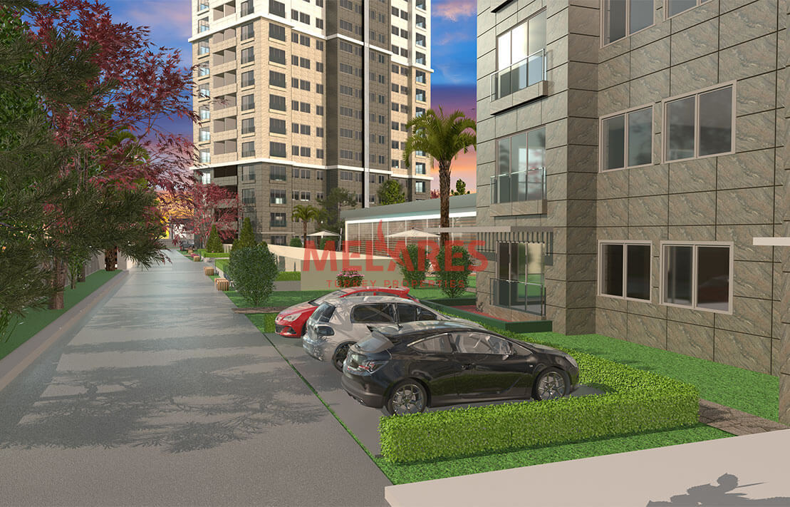 Luxury Duplex Real State for Sale in Istanbul Kartal