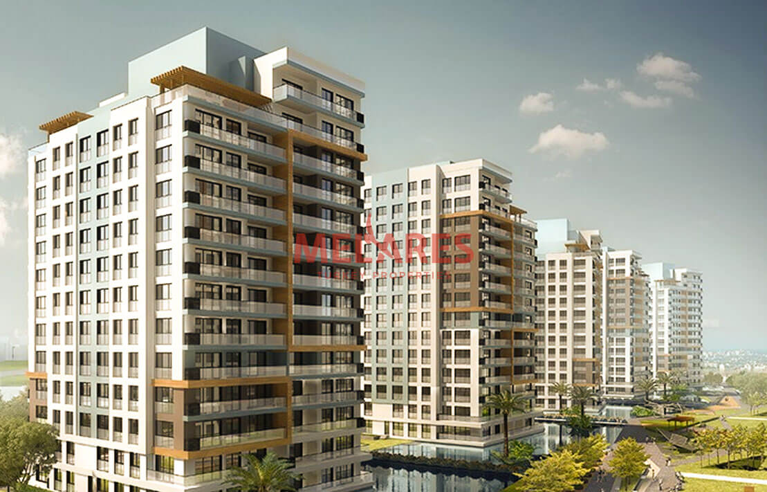Apartment Close to Metro in Istanbul Umraniye for Citizenship of Turkey