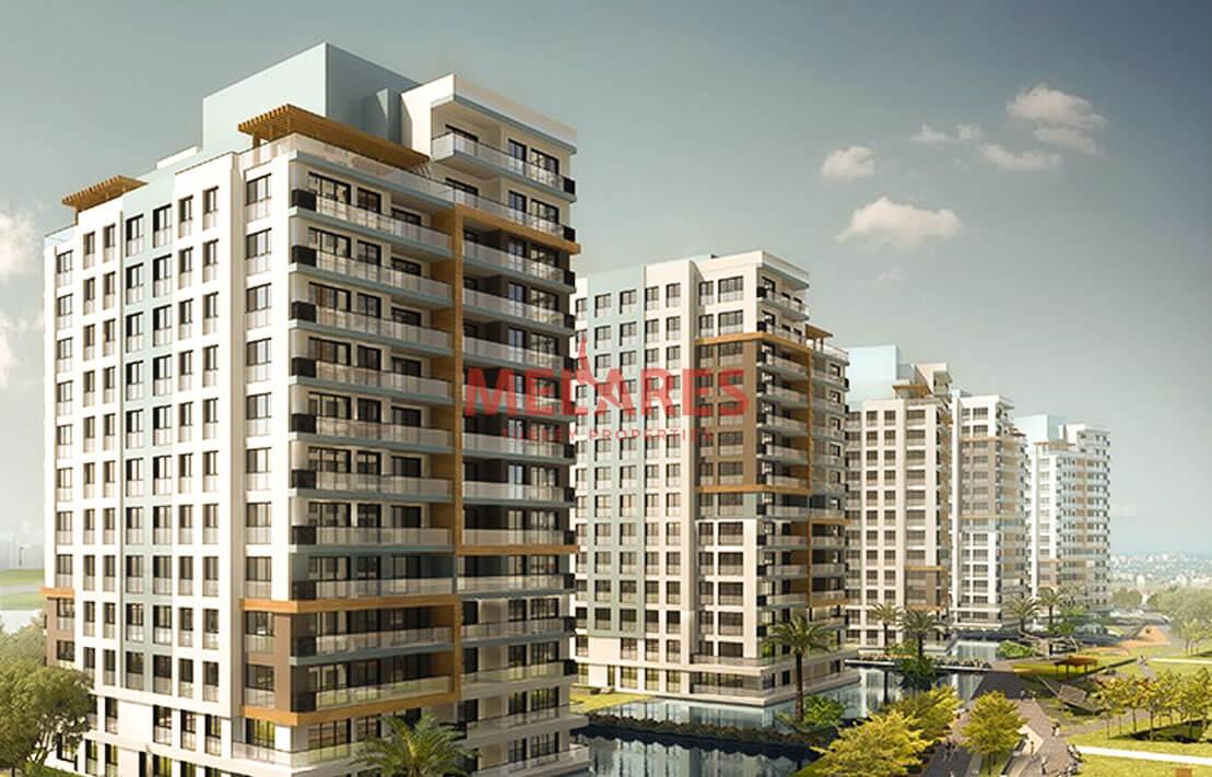 Buy Apartment in Istanbul Umraniye for Citizenship of Turkey