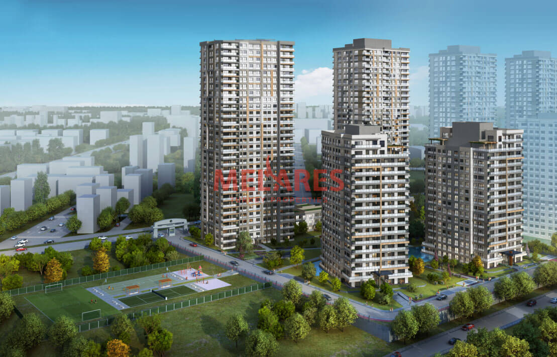 Buy House in Istanbul Umraniye for Citizenship of Turkey