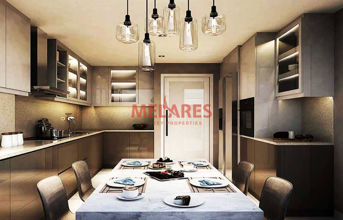 Close to Transportation Property for Sale in Istanbul Kartal