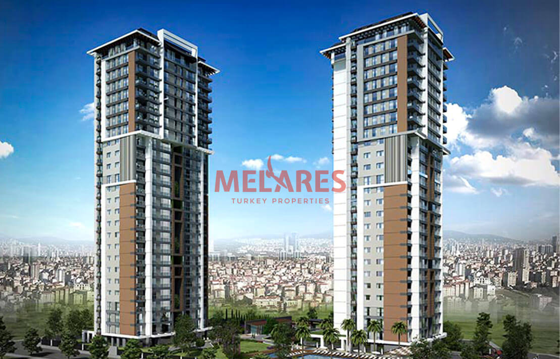 property for sale in istanbul with princes island view
