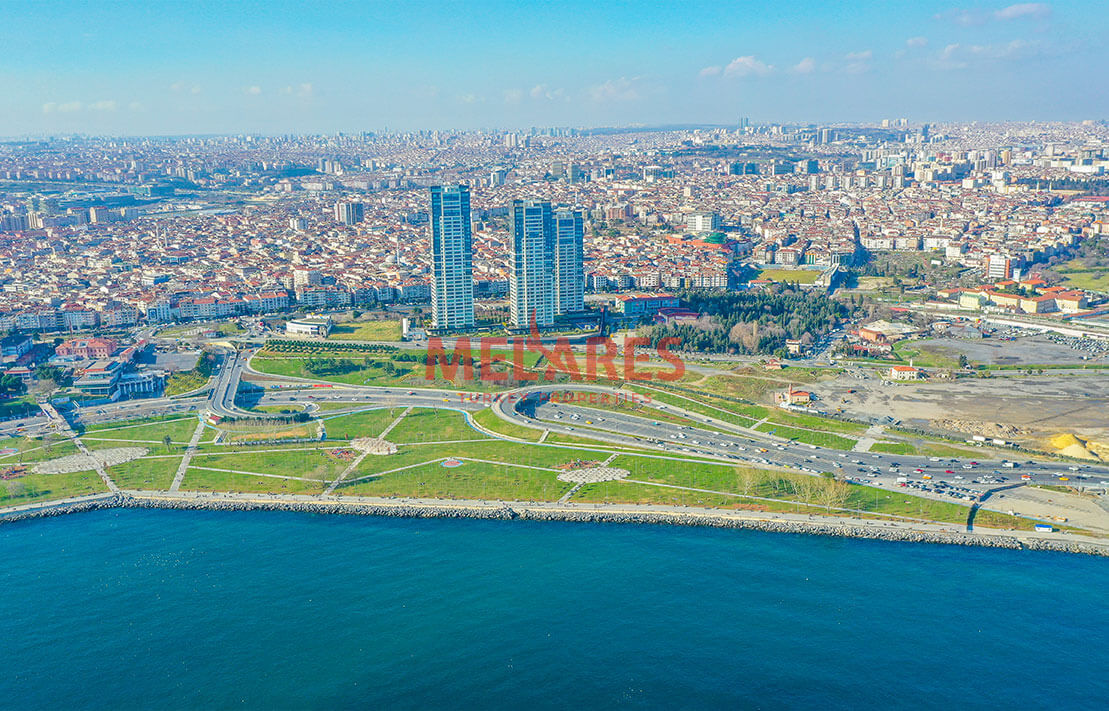 Luxurious and Best Apartment for Sale in Istanbul Zeytinburnu