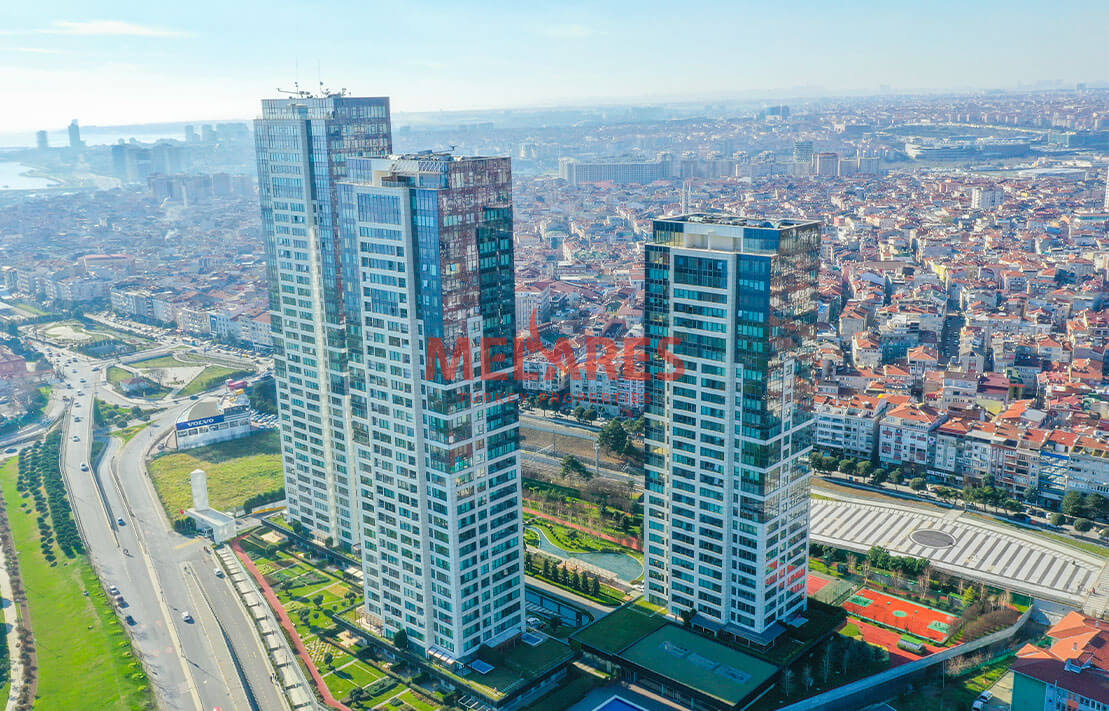 Magnificent Property for Sale in Istanbul Zeytinburnu