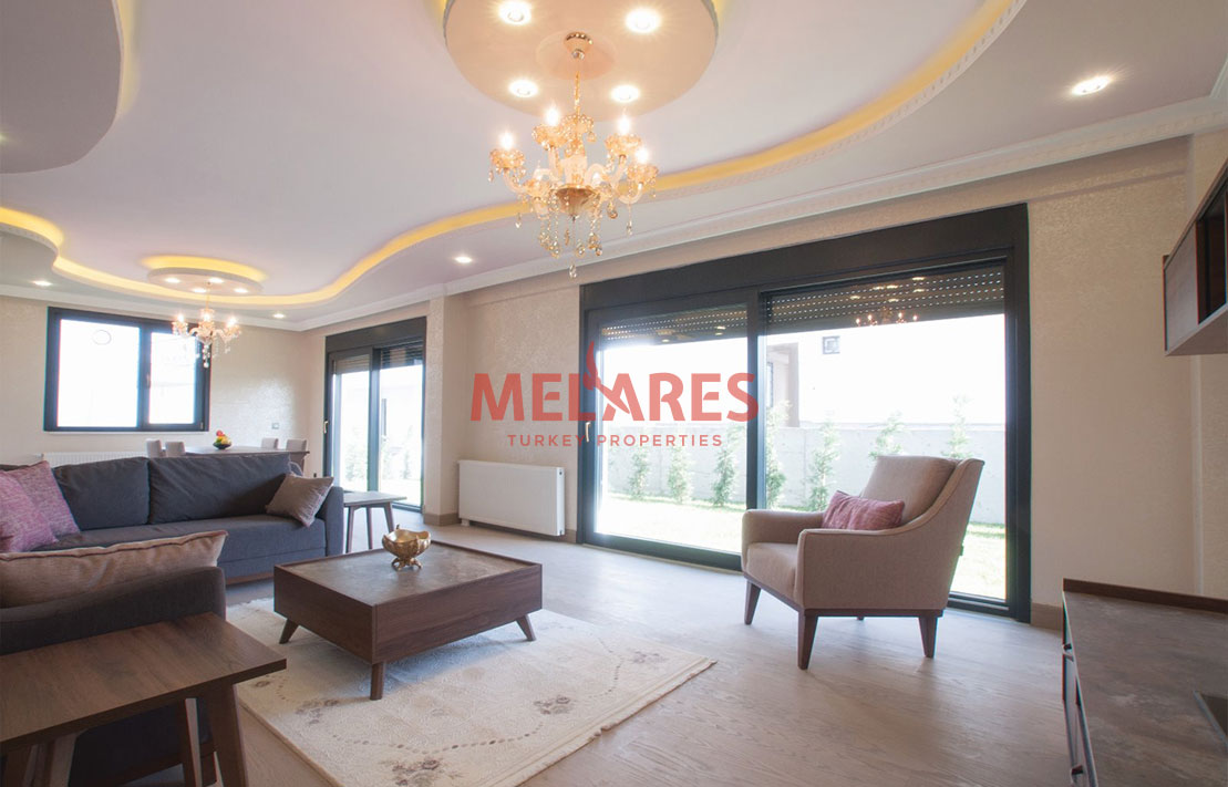 Seafront Detached Villas for Sale in Istanbul