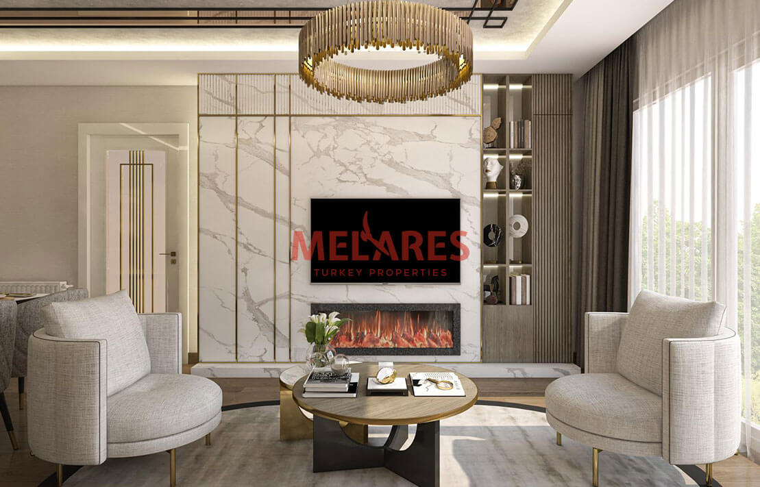 Luxury and Nice Property for Sale in Istanbul
