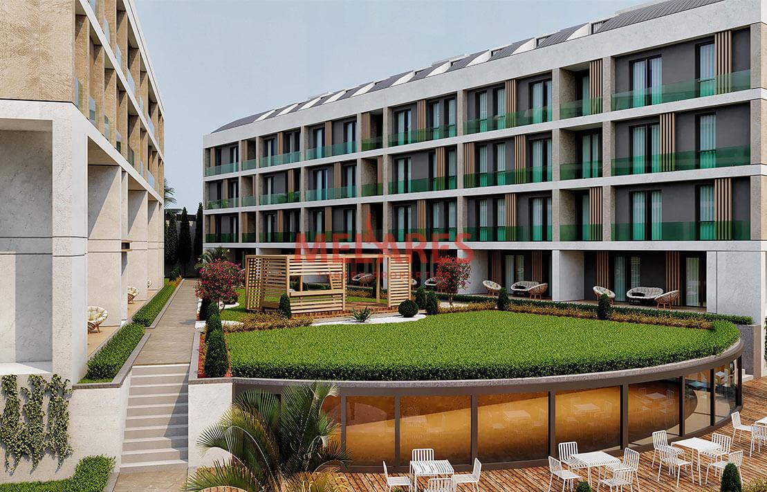 Modern and Stunning Apartment for Sale in Istanbul Beylikduzu