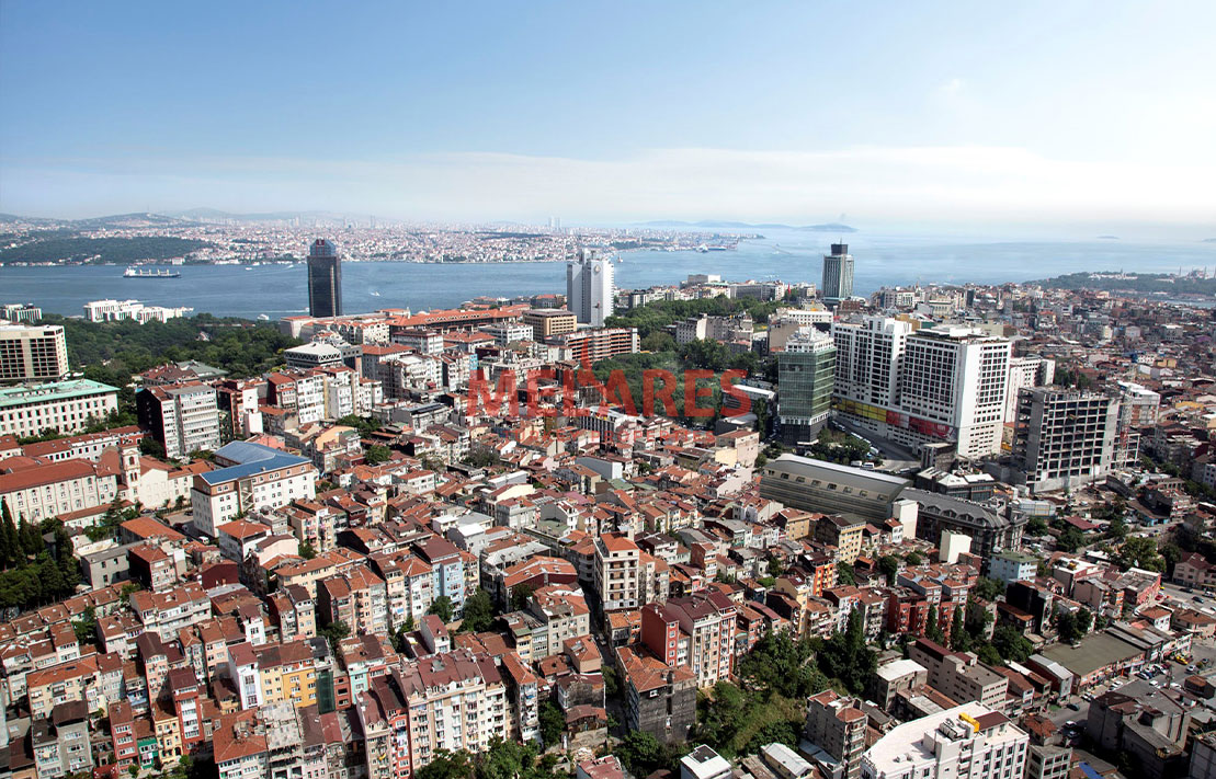 Buy an Amazing Real Estate and Invest in Istanbul Taksim