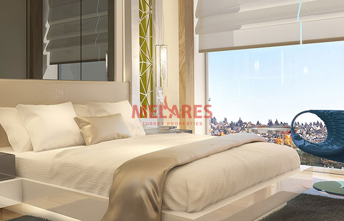 Residenc for Sale at The Most Touristic And Central Location of Istanbul