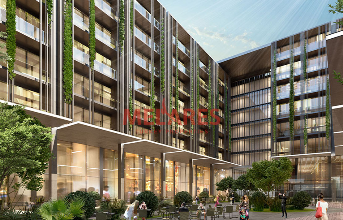 Duplex Apartments for sale at the Popular Nisantasi Istanbul