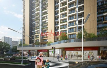 Commercial Units for Sale with High Investment Value in Eyupsultan Istanbul