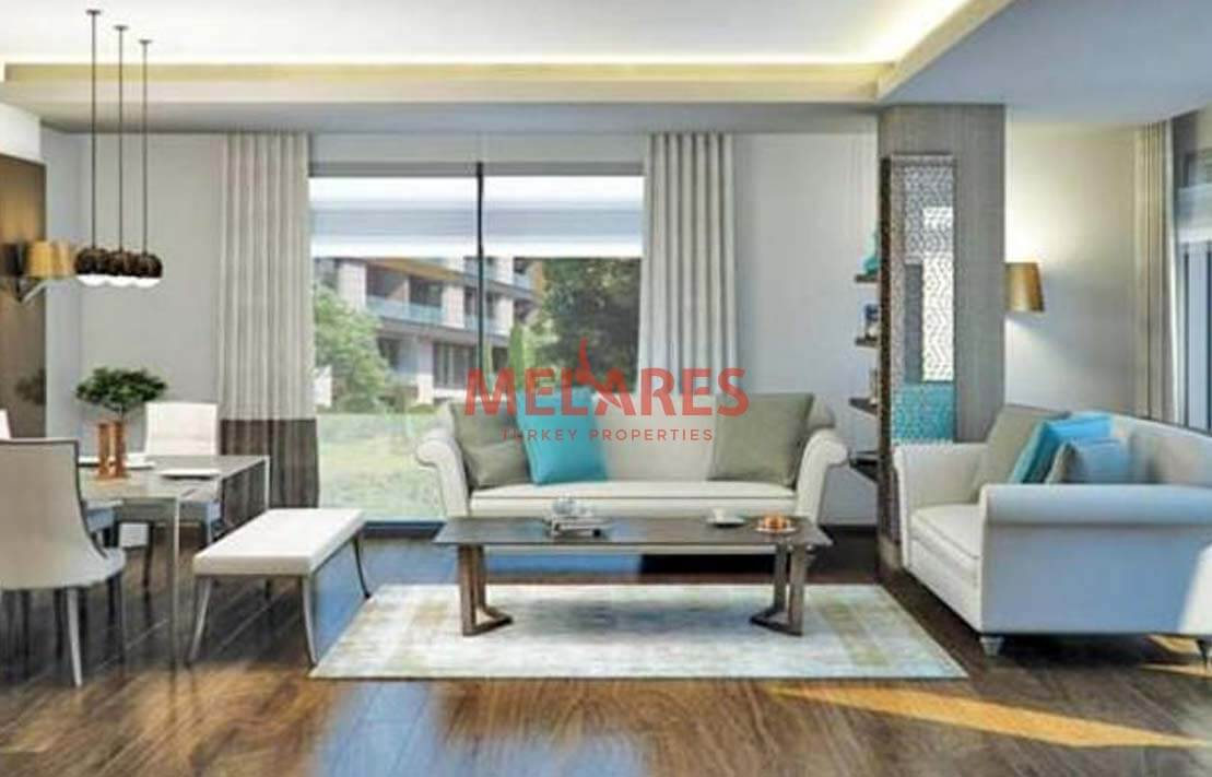 Villa for Sale in Istanbul located at the greenest district of the city