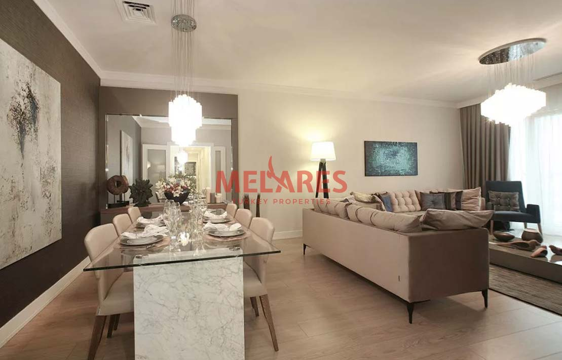 Unbelievable Apartments For Sale in Kucukcekmece District of Istanbul