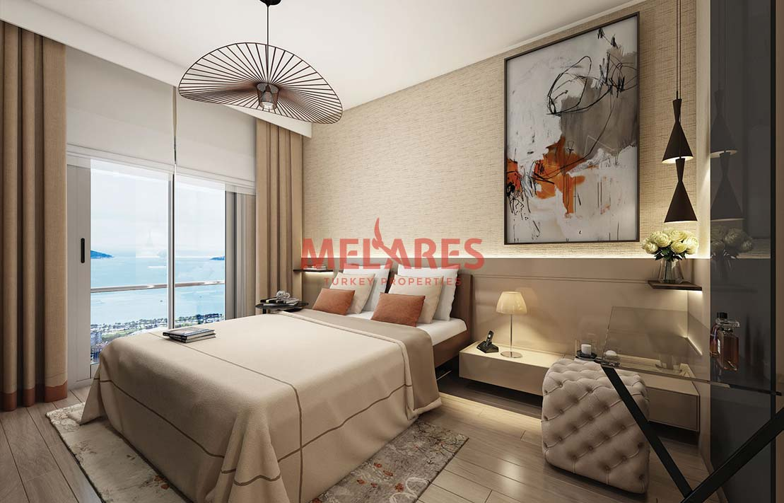 Sea View Apartments For Sale in Istanbul Turkey