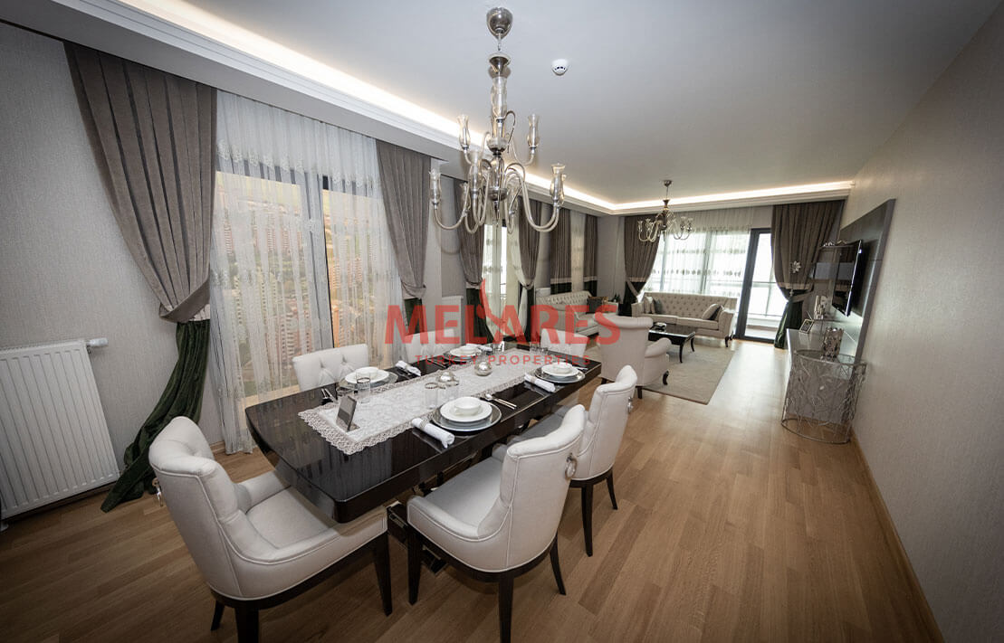 Affordable and Luxury project in Istanbul Bahcesehir