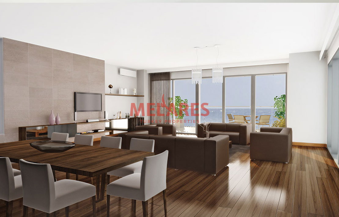 Seaside Apartments for Sale in Istanbul