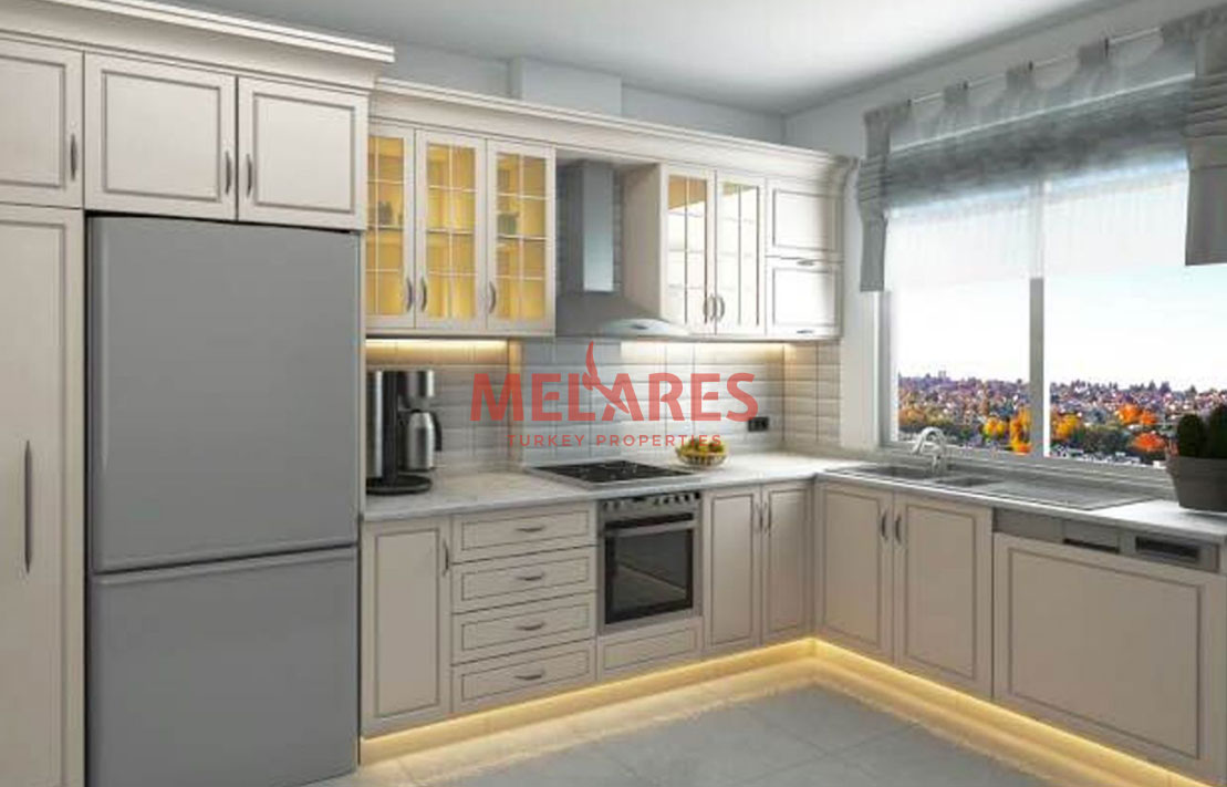 Buy an Apartment in Best Project in Istanbul Beylikduzu