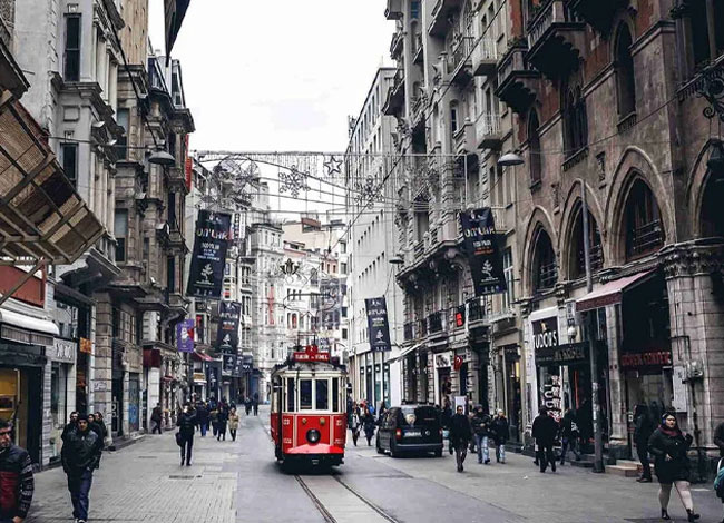Places to See in Taksim Istanbul