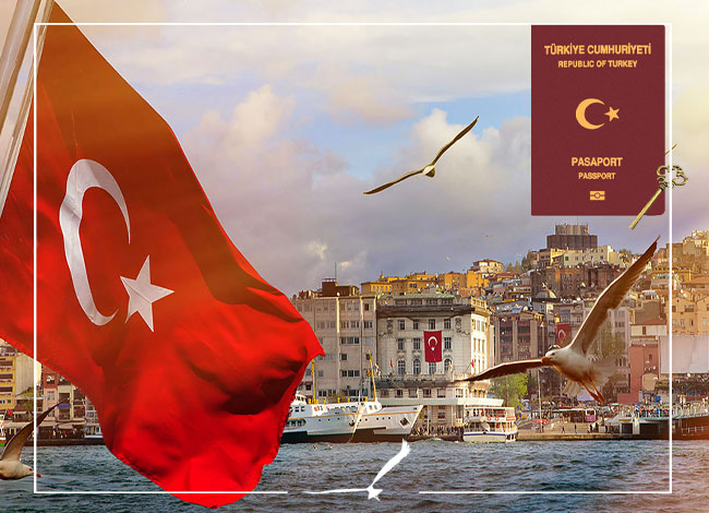 Turkish Citizenship in 5 Steps by Investing in Real Estate